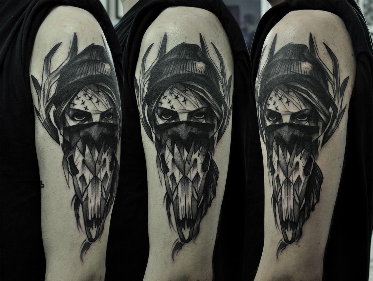 Łukasz Zglenicki, tattoo artist - the vandallist (31)