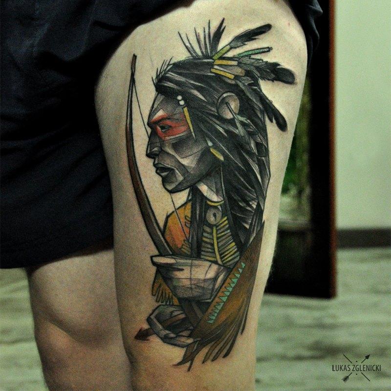 Łukasz Zglenicki, tattoo artist - the vandallist (33)