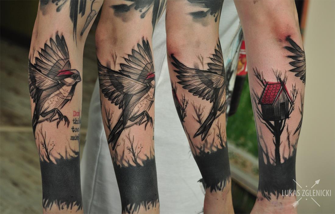 Łukasz Zglenicki, tattoo artist - the vandallist (36)