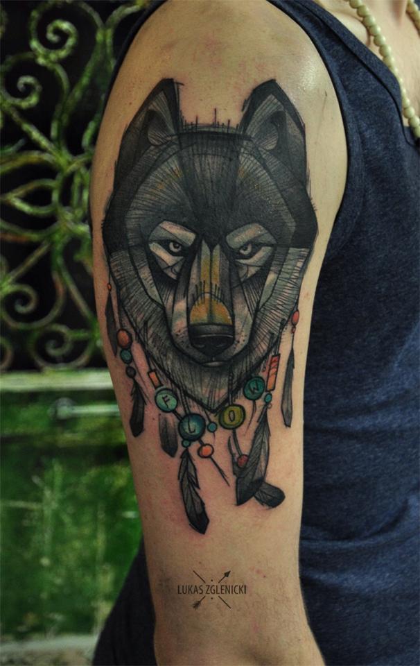 Łukasz Zglenicki, tattoo artist - the vandallist (37)