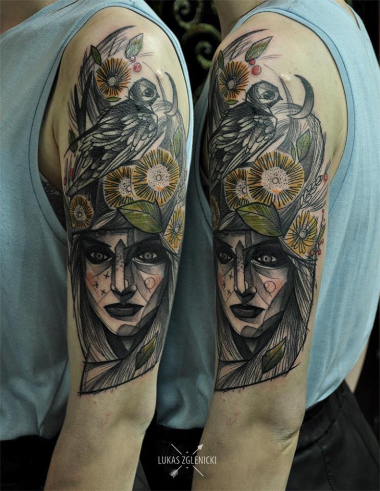 Łukasz Zglenicki, tattoo artist - the vandallist (38)