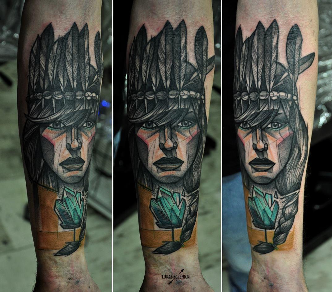Łukasz Zglenicki, tattoo artist - the vandallist (39)