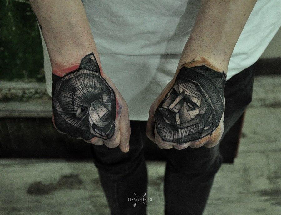 Łukasz Zglenicki, tattoo artist - the vandallist (40)
