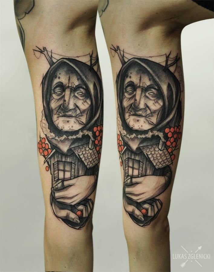 Łukasz Zglenicki, tattoo artist - the vandallist (60)