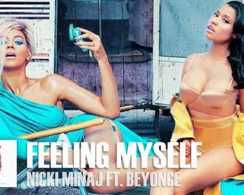"Nicki Minaj ft. Beyoncé ""Feeling Myself"" Music Video"