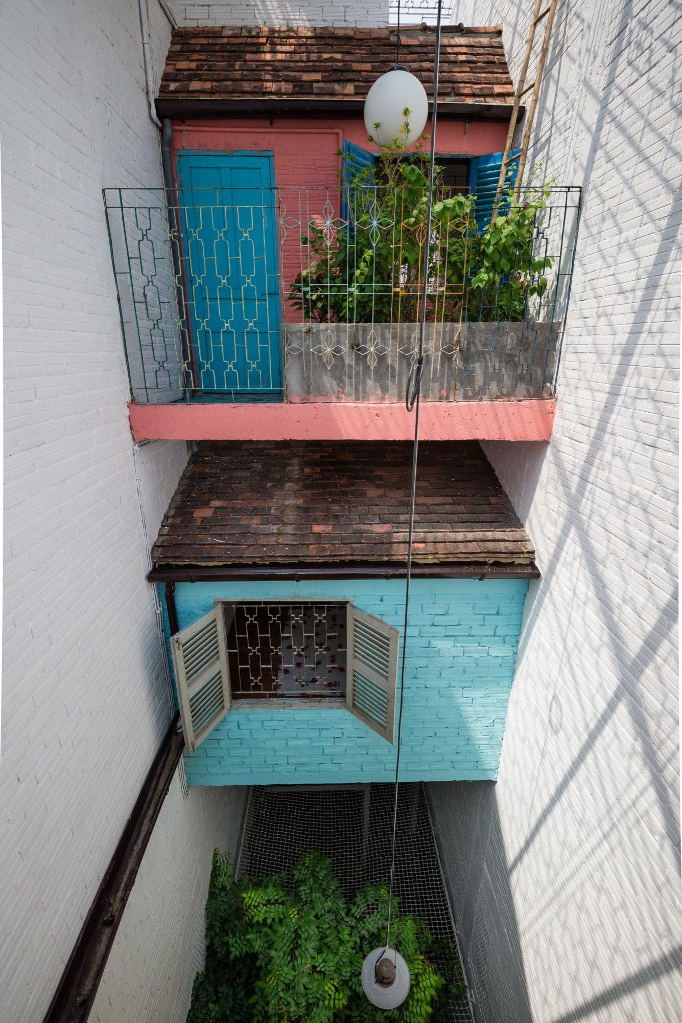 A house like no other Saigon House by a21studio - the vandallist (16)