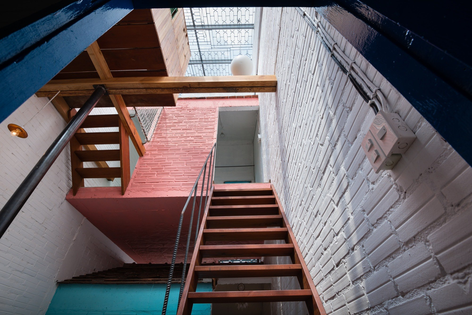 A house like no other Saigon House by a21studio - the vandallist (5)