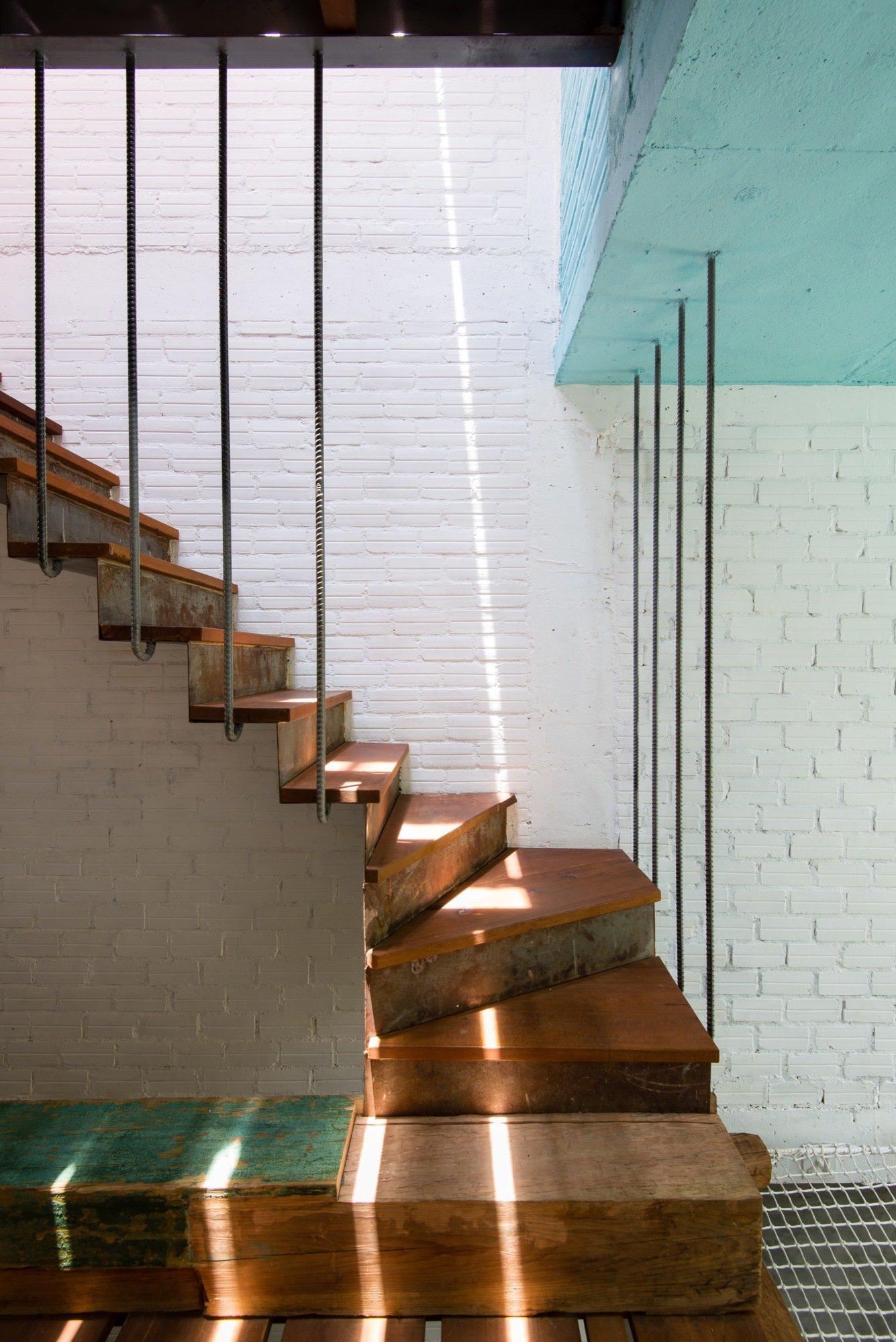 A house like no other Saigon House by a21studio - the vandallist (8)