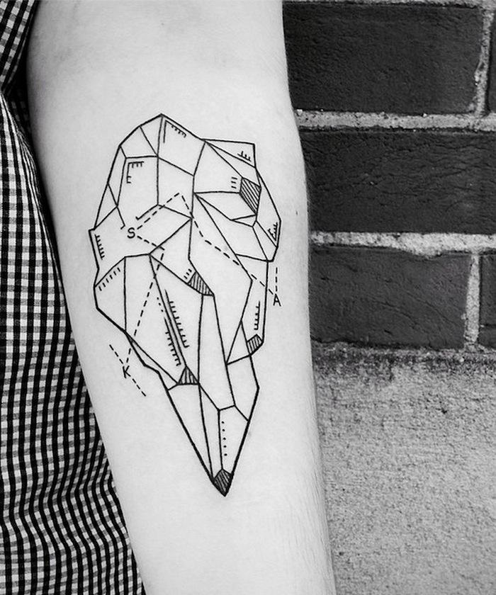 on sale 08892 e585a ... Caitlin Thomas lucidlines tattoo - Design by and for Angie ...