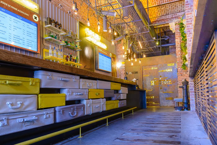Get drunk with style at Shoteria, Bucharest  (13)