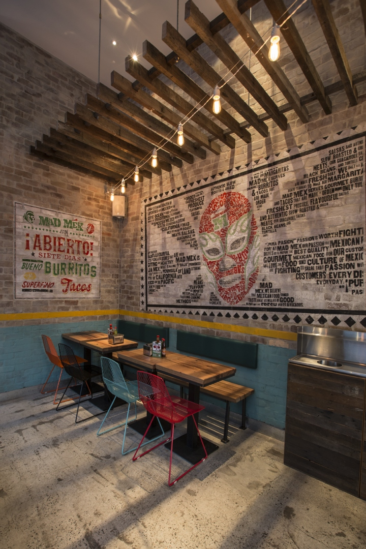 Mexican vibe at Mad Mex in Sydney. Australia - the vandallist (1)