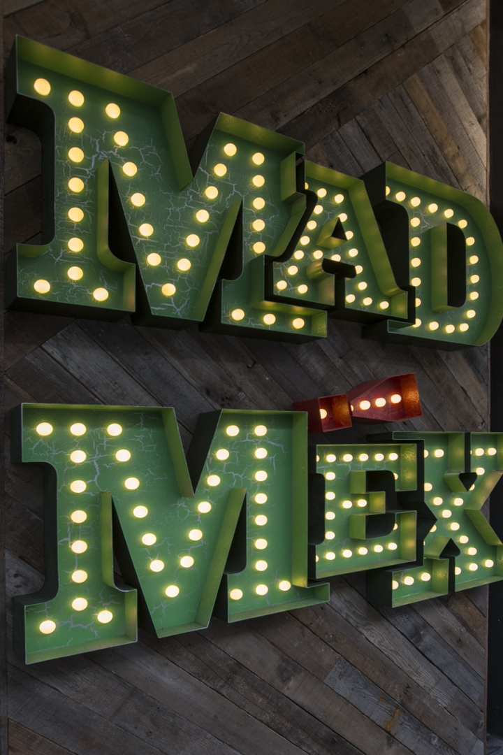 Mexican vibe at Mad Mex in Sydney. Australia - the vandallist (8)