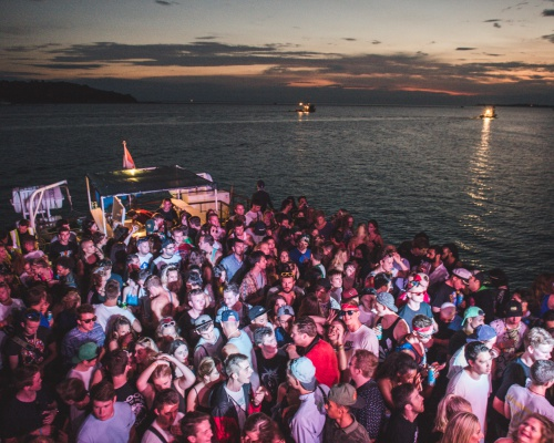 Outlook Festival Croatia Announces Boat Parties for 2015
