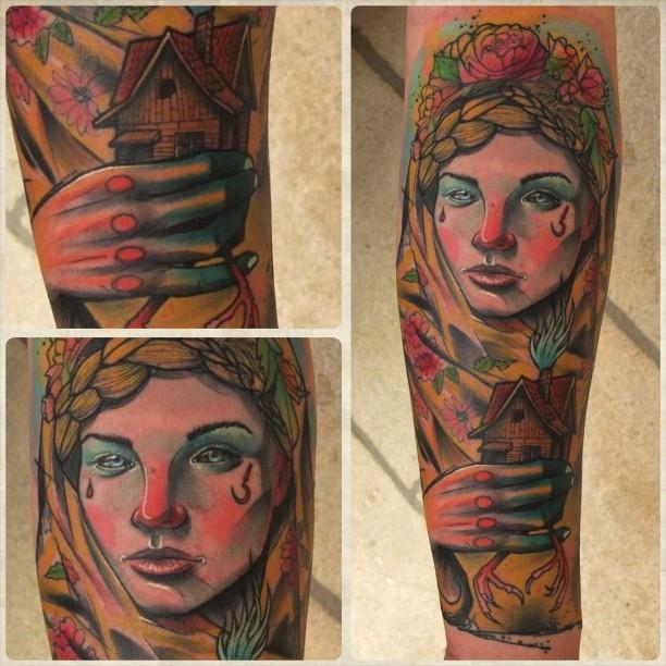 Schwein, tattoo artist - the vandallist (3)