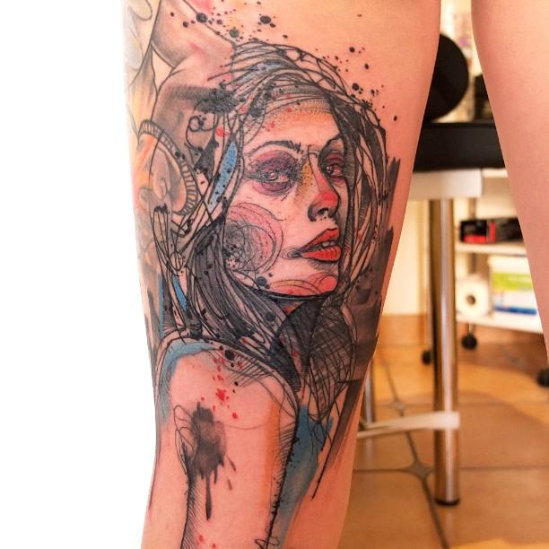 Schwein, tattoo artist - the vandallist (5)