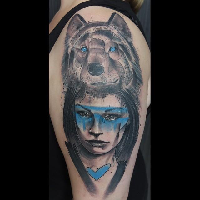 Schwein, tattoo artist - the vandallist (7)
