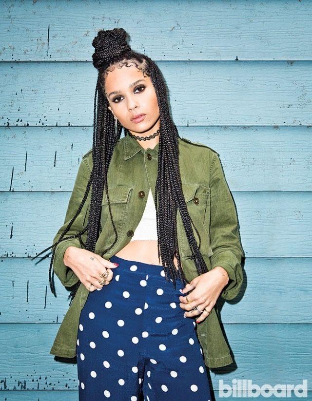 Style Icon Zoe Kravitz - the vandallist (3)