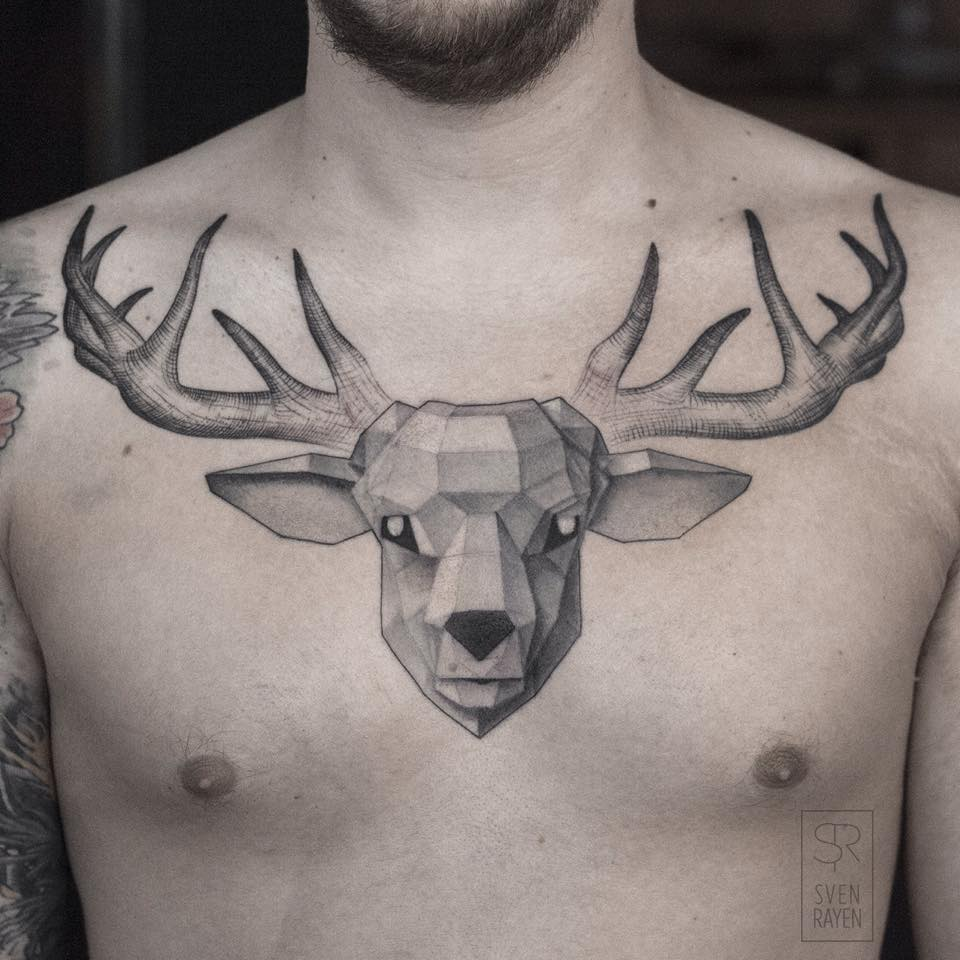 Tattoo For Men: Sven Rayen, Tattoo Artist