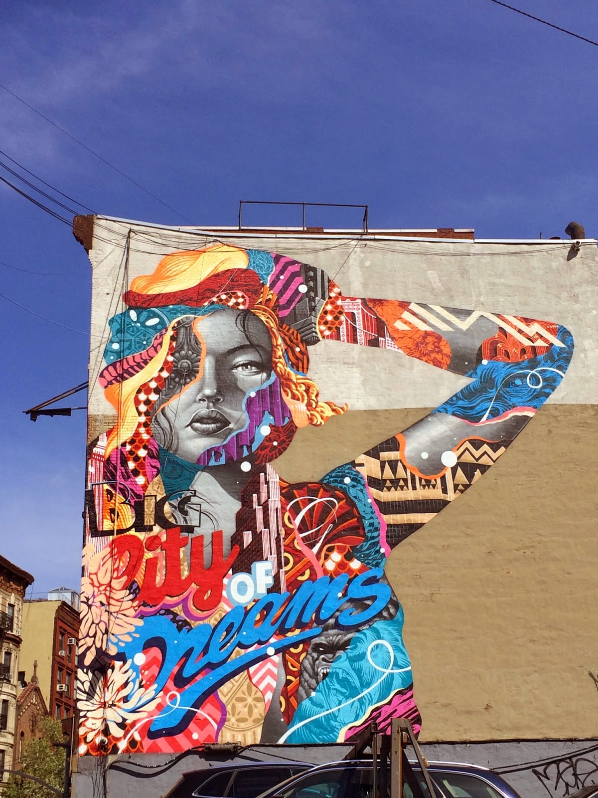 Tristan Eaton unveils Big City Dreams his newest mural in New York City - the vandallist (2)