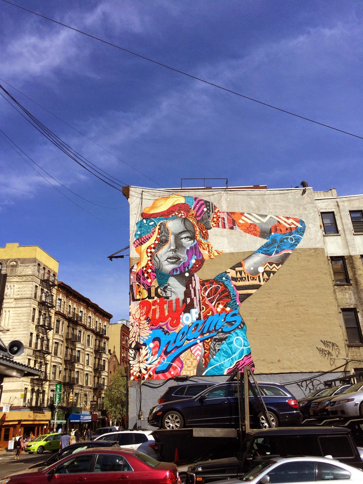 Tristan Eaton unveils Big City Dreams his newest mural in New York City - the vandallist (3)