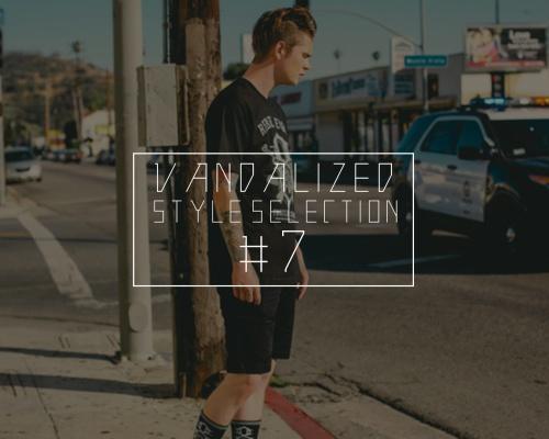 Vandalized Style Selection #7