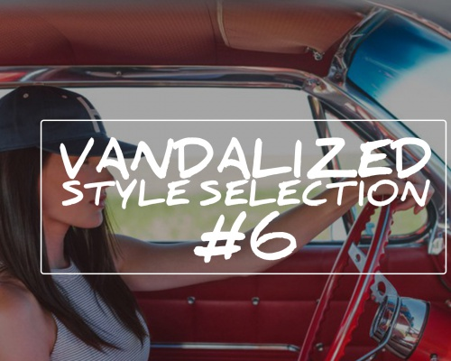 Vandalized Style Selection #6