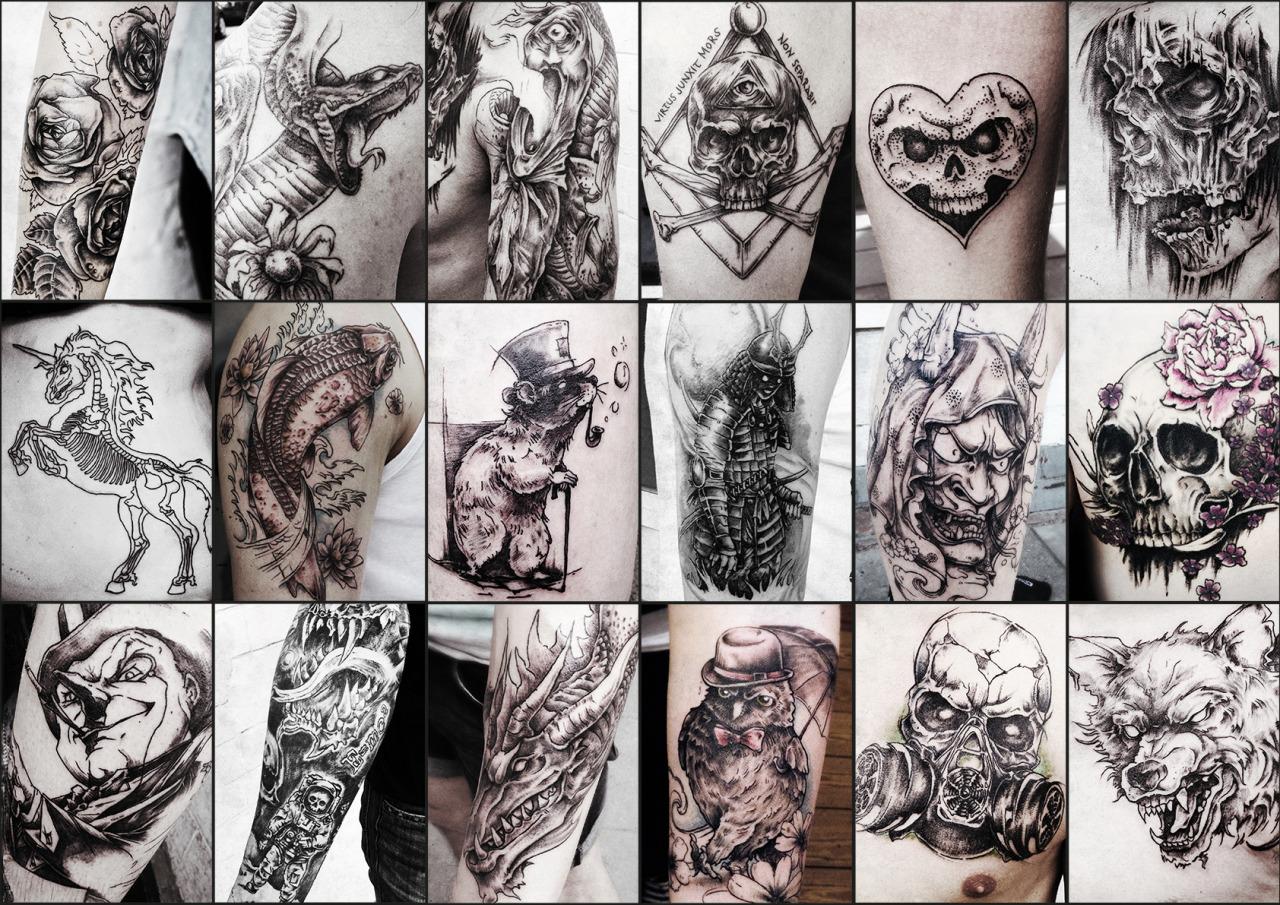 Van Bee, tattoo artist - the vandallist (12)