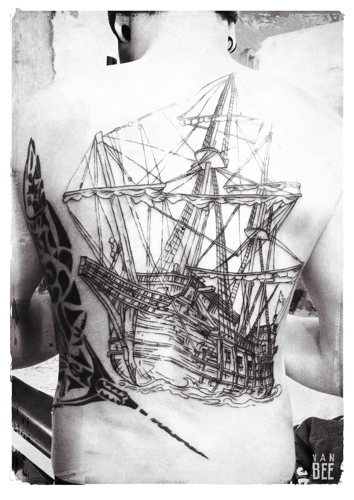 Van Bee, tattoo artist - the vandallist (18)