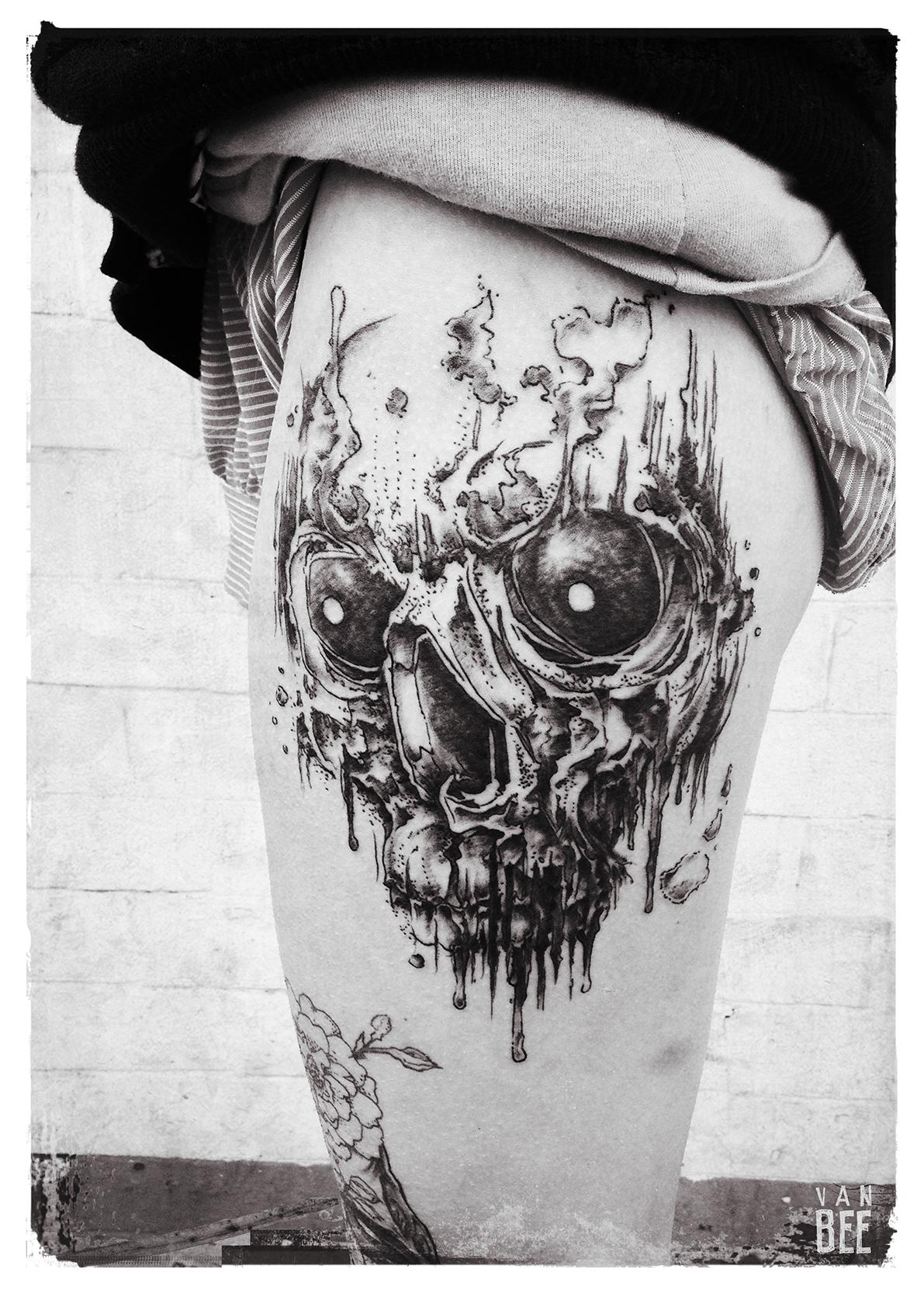 Van Bee, tattoo artist - the vandallist (2)