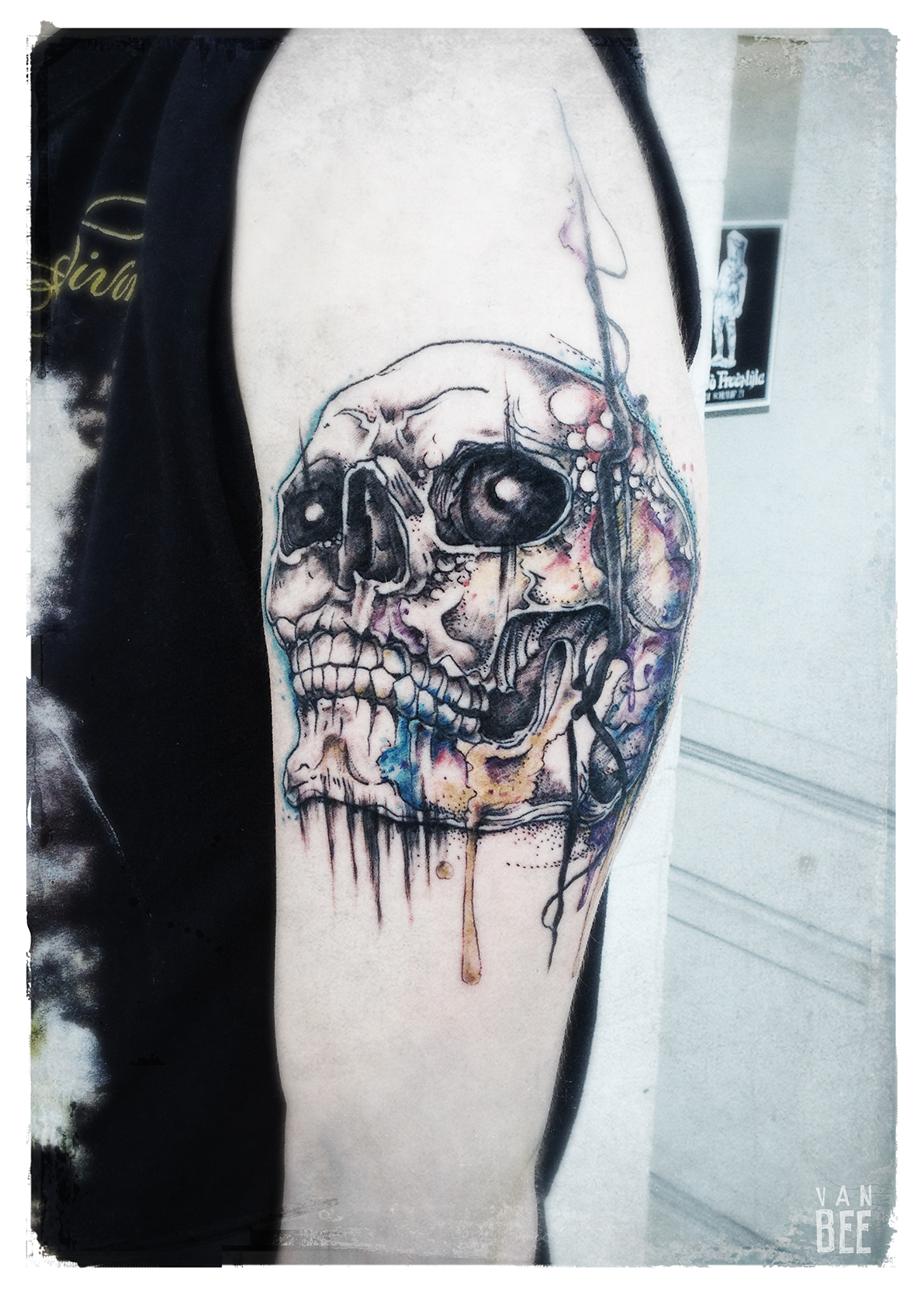 Van Bee, tattoo artist - the vandallist (6)