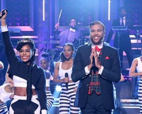 "Janelle Monáe & Jidenna x The Roots ""Yoga"""
