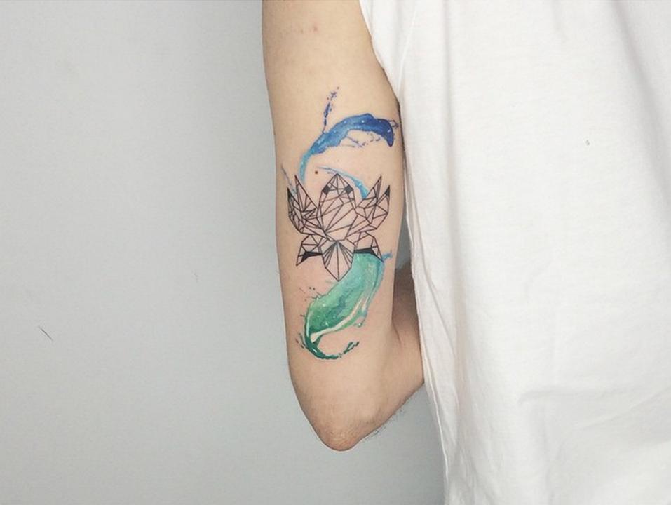 Baris Yesilbas, tattoo artist - the vandallist (1)