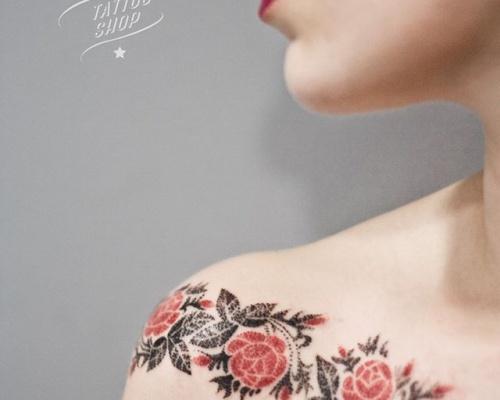 Bianka Szlachta, tattoo artist