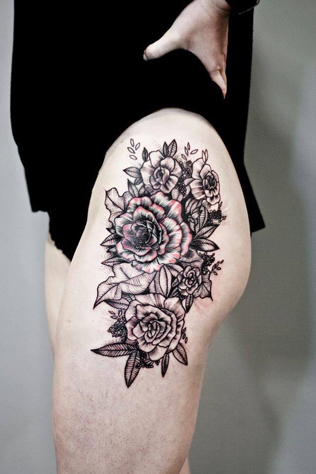 Bianka Szlachta, tattoo artist - the vandallist (15)