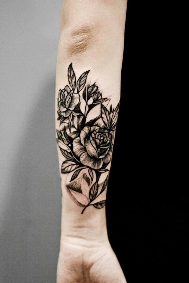 Bianka Szlachta, tattoo artist - the vandallist (5)