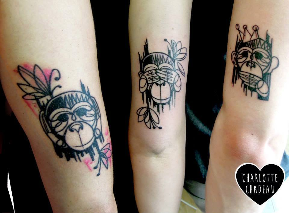 Charlotte Chadeau - tattoo artist at La Bobine Tattoo Club - the vandallist (11)