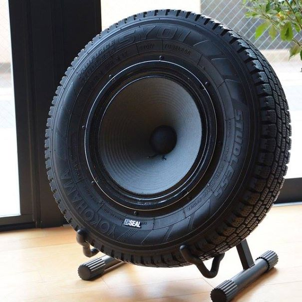 Clever ways to redesign the use of old tires - the vandallist (10)
