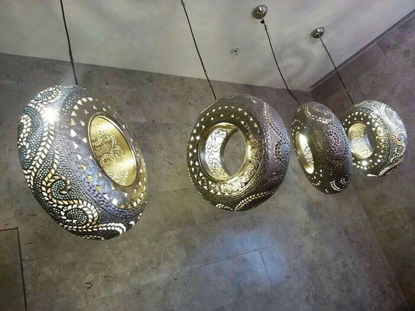 Clever ways to redesign the use of old tires - the vandallist (7)