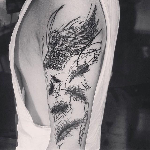 Elizabeth Gaus, tattoo artist - The VandalList (29)
