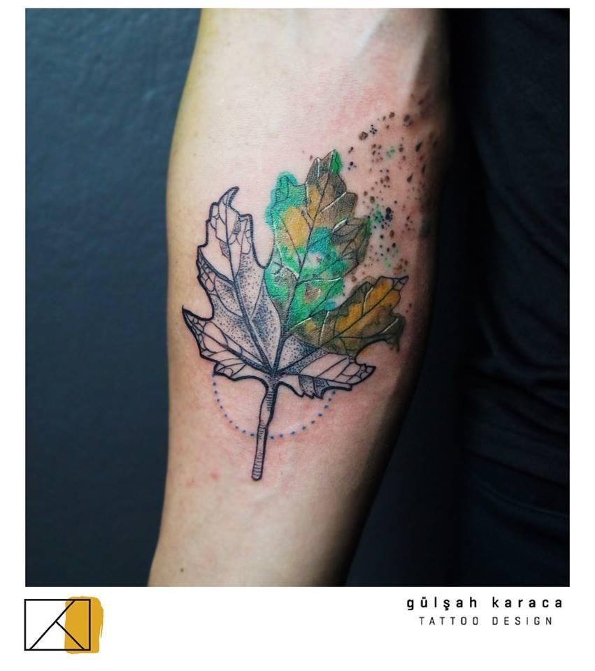 Gülşah KARACA, tattoo artist - the vandallist (2)