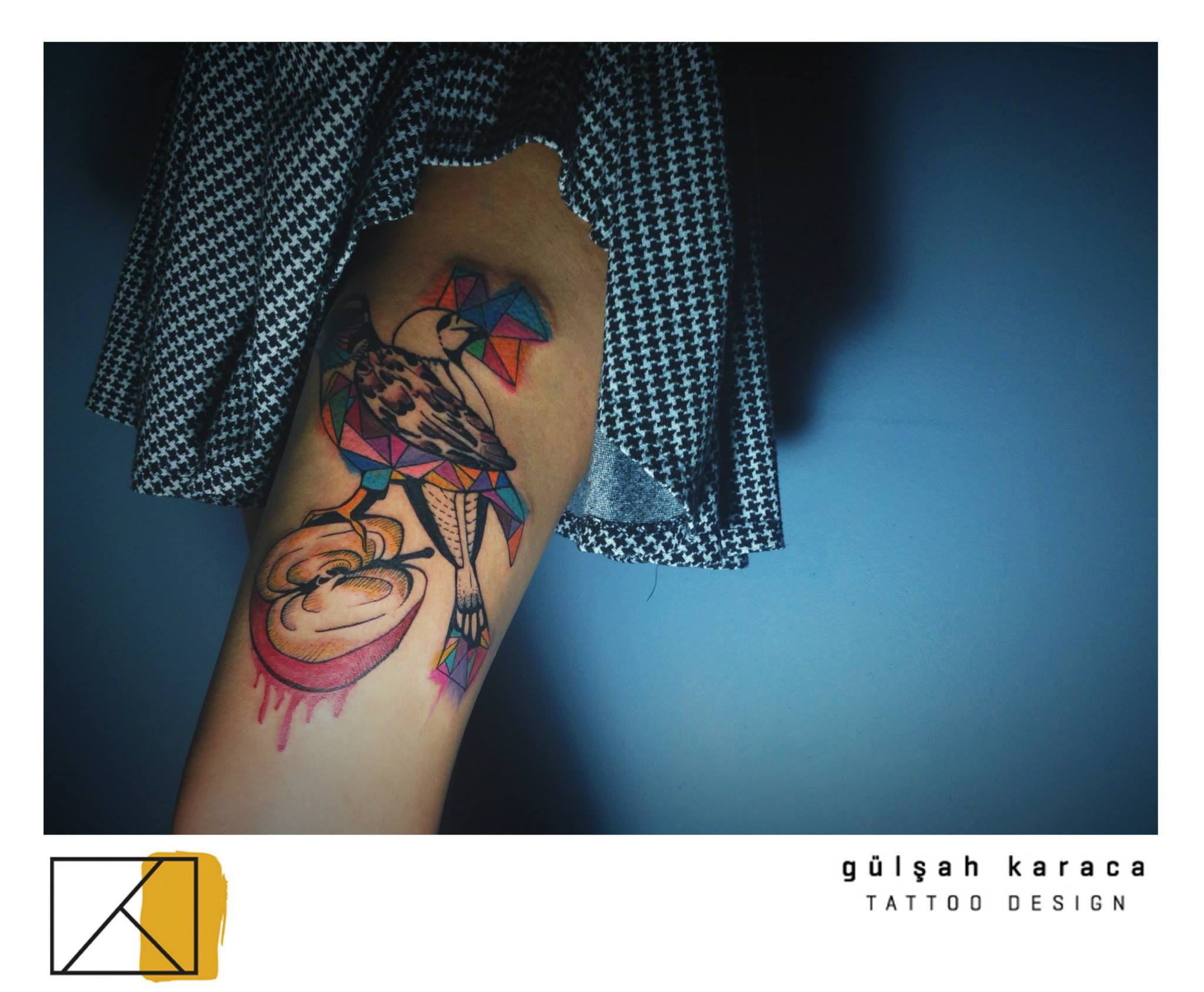 Gülşah KARACA, tattoo artist - the vandallist (20)
