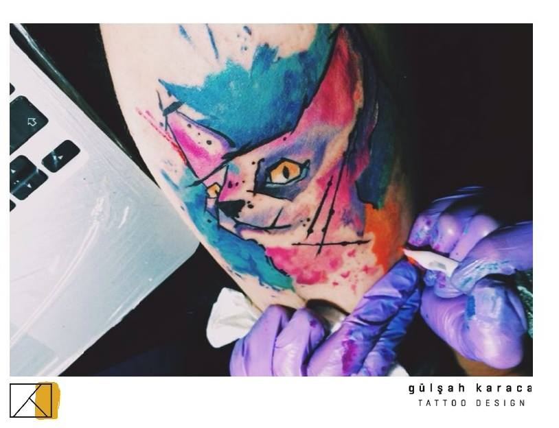 Gülşah KARACA, tattoo artist - the vandallist (7)