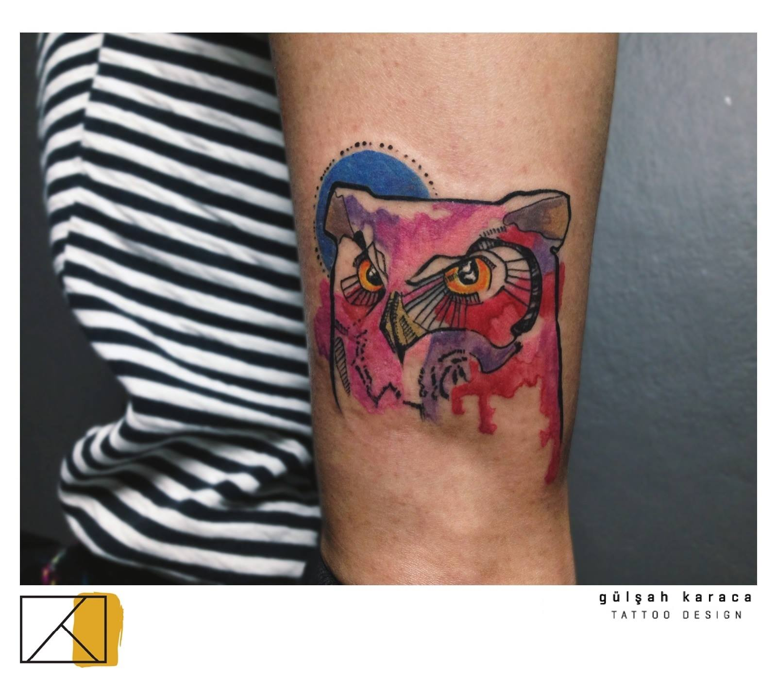 Gülşah KARACA, tattoo artist - the vandallist (8)