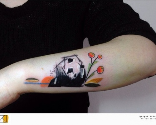 Gülşah KARACA, tattoo artist
