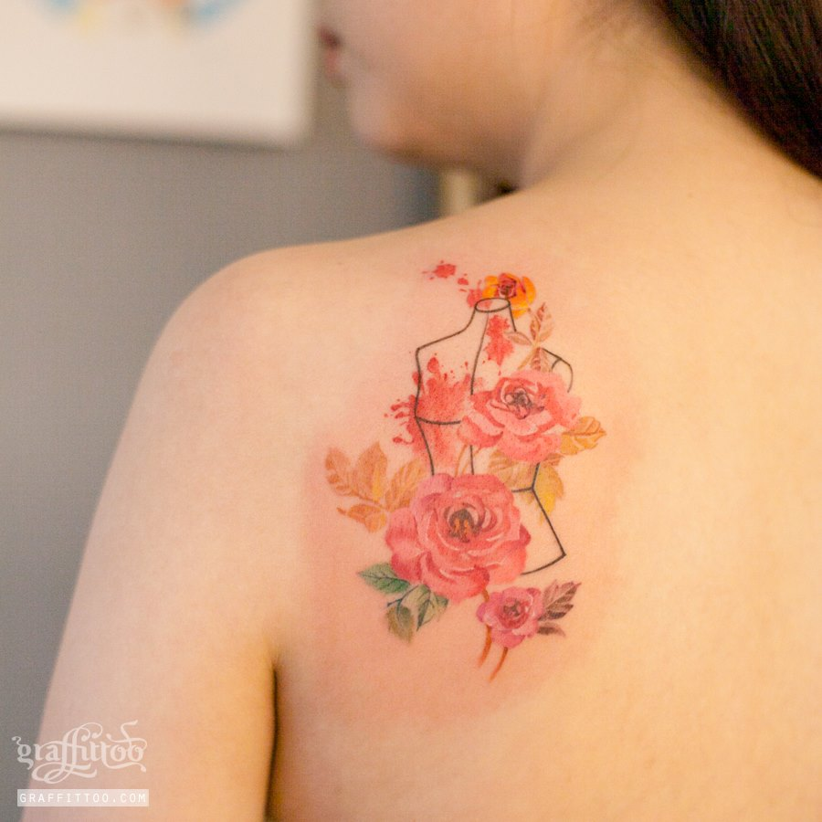 Graffittoo Tattoo Studio  - THE VANDALLIST (5)