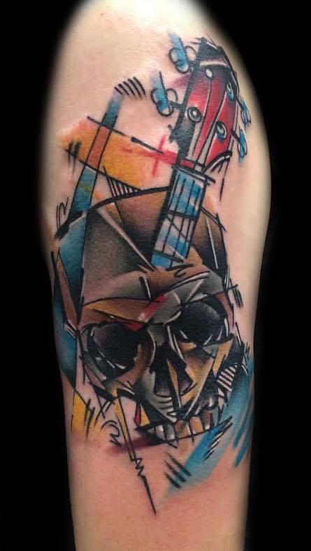 Hollywoood, tattoo artist - the vandallist (1)