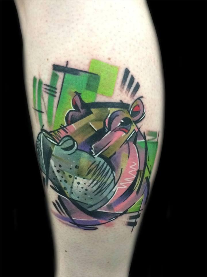 Hollywoood, tattoo artist - the vandallist (8)