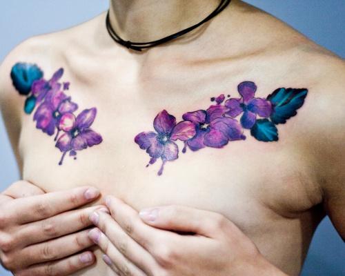 Martyna Popiel, tattoo artist