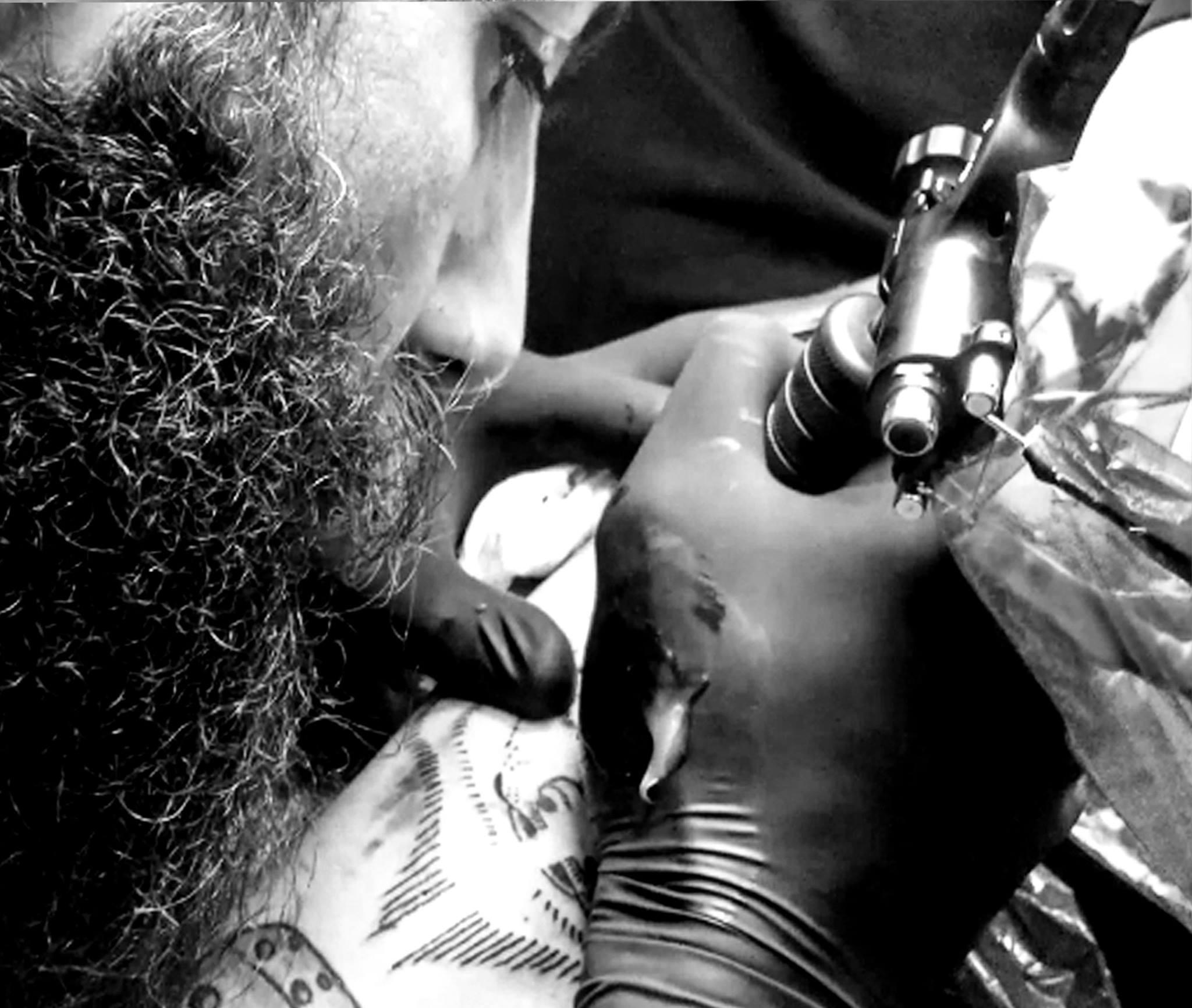 Mo Ganji, tattoo artist - the vandallist (17)