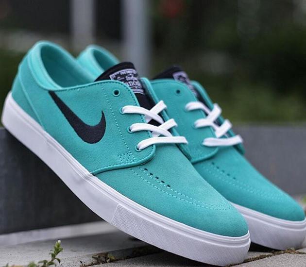 Nike Sb Blue Green